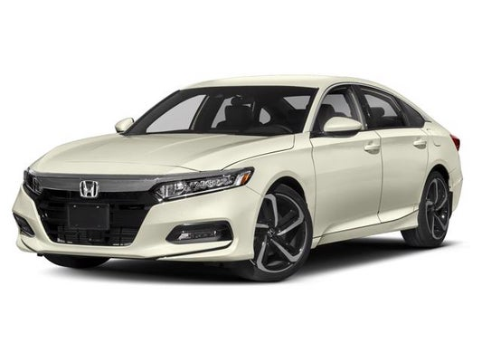 Honda Panama City >> 2018 Honda Accord Sport 2 0t