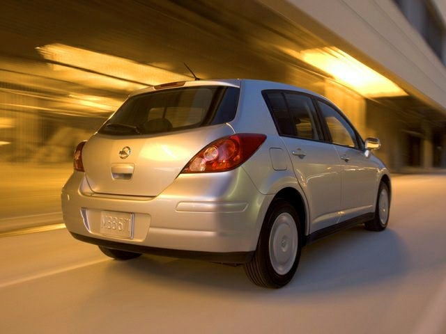 2008 Nissan Versa 1.8 SL In Panama City, FL   Panama City Mazda