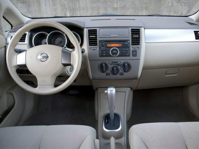 Captivating 2008 Nissan Versa 1.8 SL In Panama City, FL   Panama City Mazda